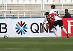 Tractorsazi Tabriz vs Nasaf during the 2015 AFC Champions League Group D match on April 21, 2015 at the Yadegar Emam Stadium in Tabriz, Iran. Photo by Adnan Hajj / World Sport Group