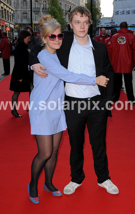 **ALL ROUND PICTURES FROM SOLARPIX.COM**.**WORLDWIDE SYNDICATION RIGHTS**.Lily and Alfie Allen attends the world premiere of Flashback of a Fool in London's West End..JOB REF:  6129  SSD     DATE: 13.04.08.**MUST CREDIT SOLARPIX.COM OR DOUBLE FEE WILL BE CHARGED* *UNDER NO CIRCUMSTANCES IS THIS IMAGE TO BE REPRODUCED FOR ANY ONLINE EDITION WITHOUT PRIOR PERMISSION*