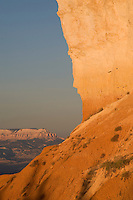 Bryce Canyon National Park as the sun sets and the wind rises on the southern Utah landscape.