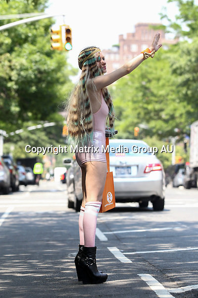 4 JUNE 2014 NEW YORK USA<br />