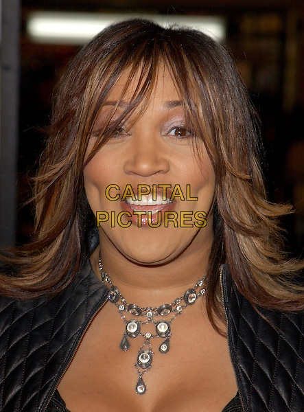 KYM WHITLEY.Universal Pictures World Premiere of Along Came Polly held at the Grauman's Chinese Theater .*UK Sales Only*.12 January 2004.headshot, portrait, necklace.www.capitalpictures.com.sales@capitalpictures.com.©Capital Pictures.