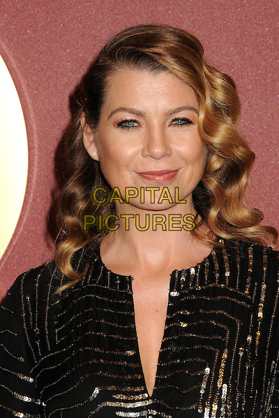 28 February 2014 - Los Angeles, California - Ellen Pompeo. QVC Presents Red Carpet Style held at the Four Seasons Hotel. <br /> CAP/ADM/BP<br /> &copy;Byron Purvis/AdMedia/Capital Pictures