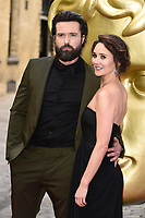 LONDON, UK. April 28, 2019: Emmett J Scanlan & Claire Cooper at the BAFTA Craft Awards 2019, The Brewery, London.<br /> Picture: Steve Vas/Featureflash