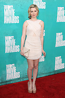 Kirsten Prout at the 2012 MTV Movie Awards held at Gibson Amphitheatre on June 3, 2012 in Universal City, California. © mpi29/MediaPunch Inc.
