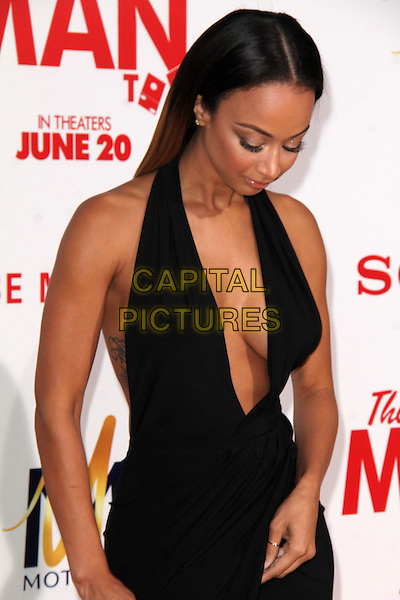 HOLLYWOOD, CA - June 10: Draya Michele at the &quot;Think Like A Man Too&quot; World Premiere, TCL Chinese Theater, Hollywood,  June 10, 2014.  <br /> CAP/MPI/JO<br /> &copy;Janice Ogata/MediaPunch/Capital Pictures