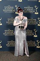 PASADENA - May 5: Rachel Schwartz in the press room at the 46th Daytime Emmy Awards Gala at the Pasadena Civic Center on May 5, 2019 in Pasadena, California