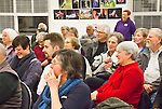 Hillary Clinton supporters, Pre-Caucus meeting, Port Townsend, Washington State, 02-17-2016, Jefferson County WA Democrats for Hillary, Washington State for Change,