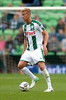 GRONINGEN - Voetbal, FC Groningen - VVV Venlo,  Eredivisie , Noordlease stadion, seizoen 2017-2018, 10-09-2017,   FC Groningen speler Kasper Larsen