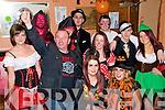 Fancy Dress Halloween Party: Enjoying the fancy dress Party at Flannagan's Bar in Listowel on Saturday night last...Names to follow