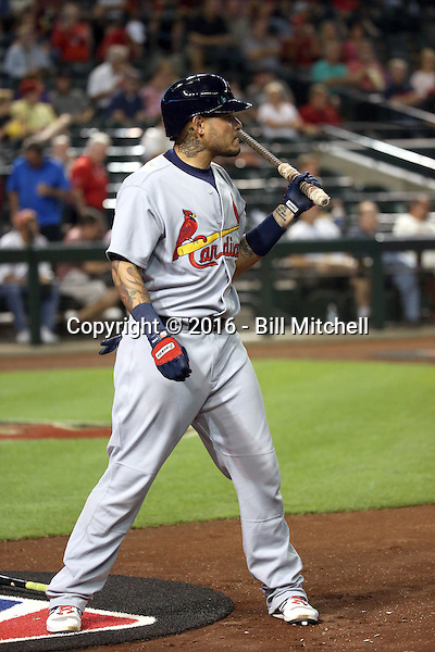 Yadier Molina - 2016 St. Louis Cardinals (Bill Mitchell)