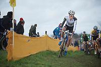 Niels Albert (BEL)<br /> <br /> Vlaamse Druivencross Overijse 2013