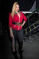 LAS VEGAS, NV - December 2: Faith Evans at the 2017 Las Vegas Soul Festival at The Orleans Arena & Casino in Las Vegas, Nevada on December 2, 2017. Credit: Damairs Carter/MediaPunch