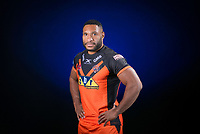 Picture by Allan McKenzie/SWpix.com - 09/01/18 - Rugby League - Super League - Castleford Media Day 2018 - A1 Football Factory, Castleford, England - Garry Lo.