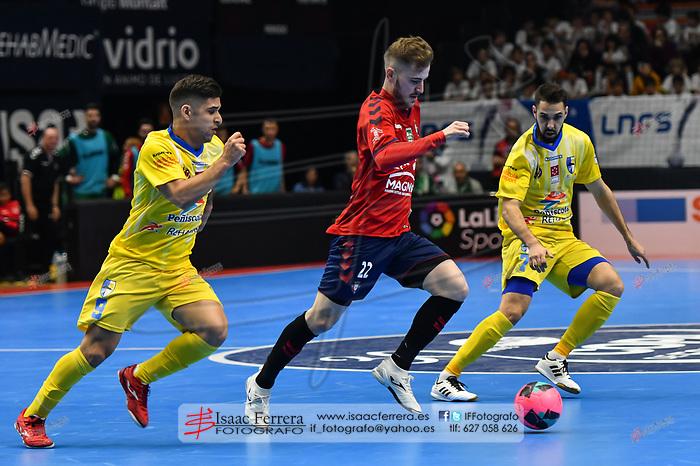 XXX Copa de España de Futbol Sala - LNFS <br /> Valencia 2019.<br /> <br /> Peñiscola Rehabmedic 1 (2) vs (3) 1 CA Osasuna Magna.<br /> <br /> Pabellon de la Fuente de San Luis (Valencia - España)<br /> <br /> 1 de marzo de 2019.