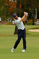 Romain Wattel (FRA) on the 3rd fairway during round 4 of the Australian PGA Championship at  RACV Royal Pines Resort, Gold Coast, Queensland, Australia. 22/12/2019.<br /> Picture TJ Caffrey / Golffile.ie<br /> <br /> All photo usage must carry mandatory copyright credit (© Golffile   TJ Caffrey)