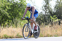 Michael Herberger auf dem Fahrrad - Mörfelden-Walldorf 15.07.2018: 10. MöWathlon