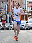 Killian Heery taking part n the Saint Vincent de Paul 5Km run. Photo: Colin Bell/pressphotos.ie