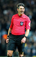 Referee Lee Probert<br /> <br /> Photographer Alex Dodd/CameraSport<br /> <br /> Emirates FA Cup Third Round Replay - Blackburn Rovers v Newcastle United - Tuesday 15th January 2019 - Ewood Park - Blackburn<br />  <br /> World Copyright &copy; 2019 CameraSport. All rights reserved. 43 Linden Ave. Countesthorpe. Leicester. England. LE8 5PG - Tel: +44 (0) 116 277 4147 - admin@camerasport.com - www.camerasport.com