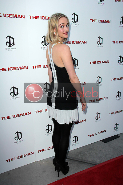 """Jess Weixler<br /> at """"The Iceman"""" Red Carpet, Arclight Theater, Hollywood, CA 04-22-13<br /> David Edwards/DailyCeleb.Com 818-249-4998"""