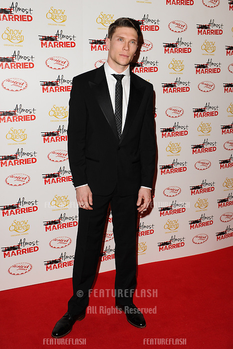 "Ben Cookson arives for the ""Almost Married"" Gala Screening at the Mayfair Hotel, London. 26/03/2014 Picture by: Steve Vas / Featureflash"