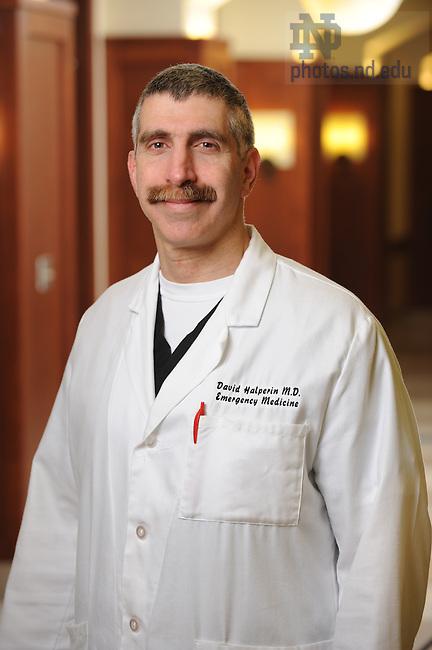 Dr. David Halperin of IUSM