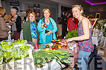 Healthy options at the Home, Garden & Lifestyle show in Waterville on Sunday pictured l-r; Mary Grandfield, Breda Whittington & Mia McKay.