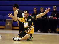 NZ V AUSTRALIA MENS NETBALL 101012