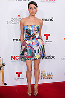 PASADENA, CA, USA - OCTOBER 10: Aubrey Plaza arrives at the 2014 NCLR ALMA Awards held at the Pasadena Civic Auditorium on October 10, 2014 in Pasadena, California, United States. (Photo by Celebrity Monitor)