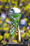 13.08.2014, Signal Iduna Park , Dortmund, GER, DFL-Supercup, Borussia Dortmund vs. FC Bayern Muenchen / M&uuml;nchen, im Bild: Der DFL-Supercup. Querformat<br /> <br /> Foto &copy; nordphoto / Grimme