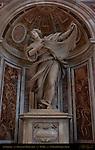 St Veronica Southwest Pier Sculpture Francesco Mochi 1629 St Peter's Basilica Rome