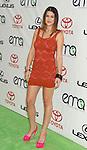 BURBANK, CA - SEPTEMBER 29: Lindsey Shaw arrives at the 2012 Environmental Media Awards at Warner Bros. Studios on September 29, 2012 in Burbank, California.