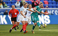 Harrison, N.J. - Sunday March 04, 2018: Alexandra Popp during a 2018 SheBelieves Cup match between the women's national teams of the Germany (GER) and England (ENG) at Red Bull Arena.