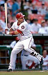 19 July 2007: Washington Nationals third baseman Ryan Zimmerman in action against the Colorado Rockies at RFK Stadium in Washington, DC. The Nationals defeated the Rockies 5-4 in extra innings in their first meeting of the season...Mandatory Photo Credit: Ed Wolfstein Photo