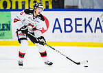 S&ouml;dert&auml;lje 2014-01-06 Ishockey Hockeyallsvenskan S&ouml;dert&auml;lje SK - Malm&ouml; Redhawks :  <br />  Malm&ouml; Redhawks Johan Bj&ouml;rk <br /> (Foto: Kenta J&ouml;nsson) Nyckelord:  portr&auml;tt portrait