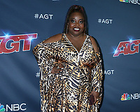 """LOS ANGELES - SEP 3:  Jackie Fabulous at the """"America's Got Talent"""" Season 14 Live Show Red Carpet at the Dolby Theater on September 3, 2019 in Los Angeles, CA"""