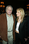 Brian Dennehy and Helen Hunt.Attending the Sixty-Ninth Annual Drama League Awards Luncheon at the Grand Hyatt Hotel in.New York City..May 9, 2003.Credit All Uses.© Walter McBride / , USA
