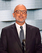 United States Representative Ted Deutch (Democrat of Florida) makes remarks during the fourth session of the 2016 Democratic National Convention at the Wells Fargo Center in Philadelphia, Pennsylvania on Thursday, July 28, 2016.<br /> Credit: Ron Sachs / CNP<br /> (RESTRICTION: NO New York or New Jersey Newspapers or newspapers within a 75 mile radius of New York City)
