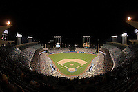 22 March 2009: General view of the Dodger Stadium during the 2009 World Baseball Classic semifinal game at Dodger Stadium in Los Angeles, California, USA. Japan wins 9-4 over Team USA.