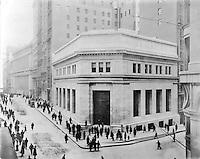 JP Morgan Building by Underhill, ca. 1914 (LOC)