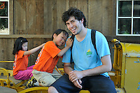 Summer Camp+ Session 1 KDG Johnson Farm..Photo by Devin Nguyen