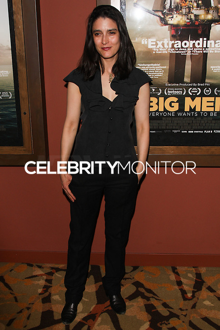 "LOS ANGELES, CA, USA - MARCH 26: at the Los Angeles Special Screening Of The Documentary ""Big Men"" held at Sundance Sunset Cinema on March 26, 2014 in Los Angeles, California, United States. (Photo by Celebrity Monitor)"