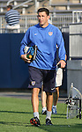 14 July 2007: United States assistant coach Phil Wheddon. The United States Women's National Team defeated their counterparts from Norway 1-0 at Rentschler Stadium in East Hartford, Connecticut in a women's international friendly soccer game.