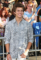 Billy Unger arrives at the Los Angeles premiere of 'The Odd Life Of Timothy Green' at the El Capitan Theatre on August 6, 2012 in Hollywood, California. MPI28 / Medapunchinc /NortePhoto.com<br />