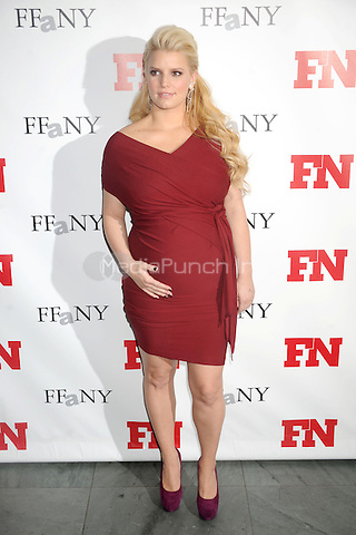 Jessica Simpson at the 25th Annual Footwear News Achievement Awards at the Museum of Modern Art on November 29, 2011 in New York City. © mpi01 / MediaPunch Inc.