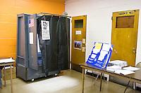 Voting Booth.  189 Allen Street.  Ralph Hernandez Tenement Houses