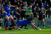 2020 Guinness Pro 14 Rugby Leinster v Connacht Jan 4th