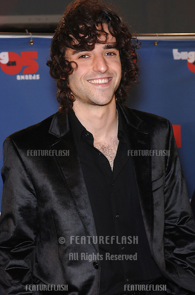 Numb3rs star DAVID KRUMHOLTZ at the VH1 Big in 05 Awards at Sony Studios, Culver City..December 3, 2005  Culver City, CA..© 2005 Paul Smith / Featureflash