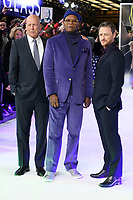 "Bruce Willis, Samuel L.Jackson and James McAvoy<br /> arriving for the ""Glass"" premiere at the Curzon Mayfair, London<br /> <br /> ©Ash Knotek  D3470  09/01/2019"