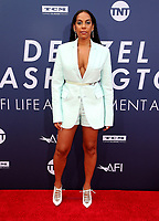 6 June 2019 - Hollywood, California - Melina Matsoukas. American Film Institute's 47th Life Achievement Award Gala Tribute To Denzel Washington held at Dolby Theatre.    <br /> CAP/ADM/FS<br /> ©FS/ADM/Capital Pictures