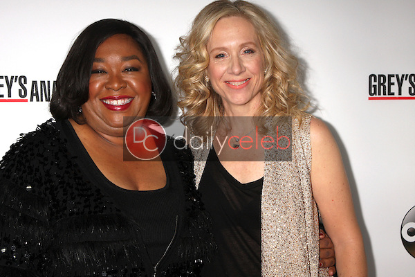 Shonda Rhimes, Betsy Beers<br />